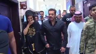 Salman Khan in Middle East | Rashid Belhasa Worlds kid Billionaire