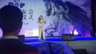 Jackie Evancho – Singing