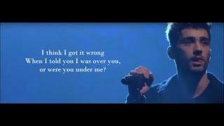ZAYN - Lucozade (Lyrics)