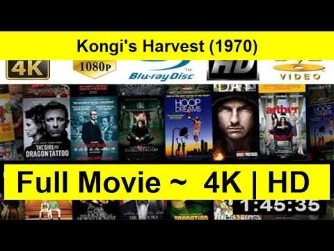 Kongi-s-Harvest--1970- Full-Length