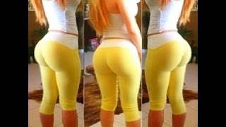 Squat Challenge Before and After - Ass & Leg Toning