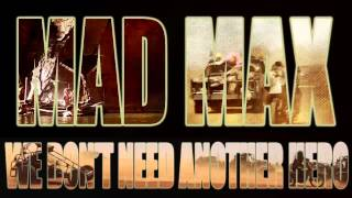 One of the Living & We Don't Need Another Hero HD - Tina Turner / Mad Max