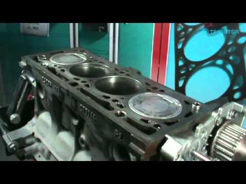 Sincronización Motor Nissan Platina Aprio Renault Clío Kangoo y Sandero