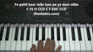 Humma Humma Humma - Hindi - Piano Tutorials