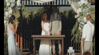 Man Saves Wedding By Fainting and Peeing