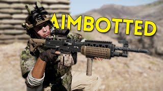 ARMA 3 Exile - Part 57 - AIMBOTTED