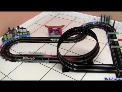 CARRERA GO Disney Pixar Cars Race Around the World Track Piston Cup Lightning McQueen Slot cars