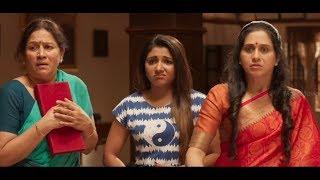 Villangam tries to steal the family jewels   Kalavani Mappillai Tamil Movie   Dinesh, Adhiti Menon