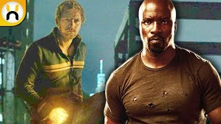 Iron Fist & Luke Cage Heroes for Hire Netflix Thoughts