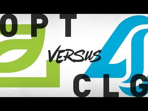 Xxx Mp4 OPT Vs CLG Week 3 Day 1 NA LCS Summer Split OpTic Gaming Vs Counter Logic Gaming 2018 3gp Sex