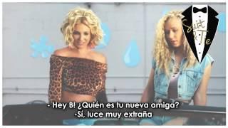 Britney Spears ft. Iggy Azalea - Pretty Girls ( Lyrics + Sub Español )  Official Video