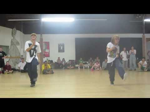 Kyle Hanagami & Miki Emura Somebody To Love