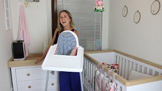 Mama Sandalyesi Seçimi | Merve