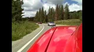 Grand Canyon Corvette Driving Adventure