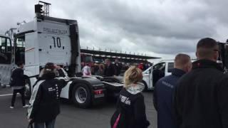 Mercedes-Benz Trucks beim Truck GP auf dem Nürburgring// Mercedes-Fans.de