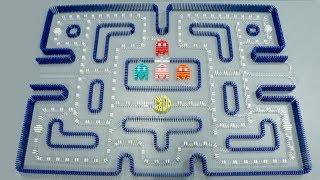 250,000 Dominoes - The Incredible Science Machine Vlog!