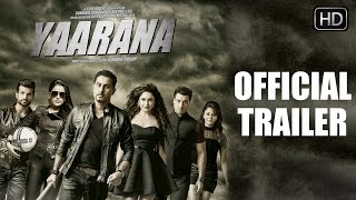 Yaarana Official Trailer - Latest Punjabi Movie 2015