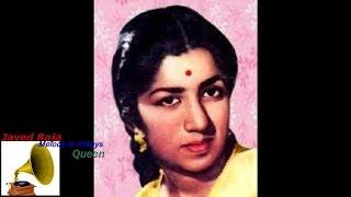 LATA JI-Film-HOOR-E-ARAB-{1955}-Zamane Ke Malik Duhayi Hai Teri-[ Rare Gem in H Q 78 RPM Sound ]2