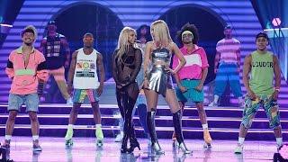 Britney Spears, Iggy Azalea - Pretty Girls (Live Billboard Music Awards 2015)