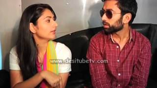 Pankhuri & Aditya exclusive interview in Pyar Ka Dard Hai Meetha Meetha Pyara Pyara