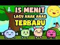 Download Video 15 Menit Kompilasi Lagu Anak Anak Orisinil Terbaru 2016 | Bibitsku 3GP MP4 FLV