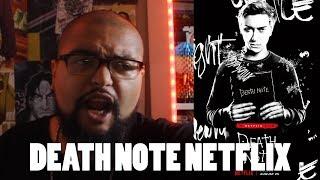 DEATHNOTE NETFLIX : ÇA TOURNE MAL + EXPLICATION