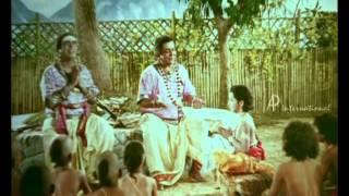 Bhaktha Pragalatha | Tamil Movie Comedy | Ranga Rao | Rojaramani | Anjali Devi