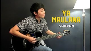(Sabyan) Ya Maulana - Nathan Fingerstyle   Guitar Cover   Religi Terbaru 2018