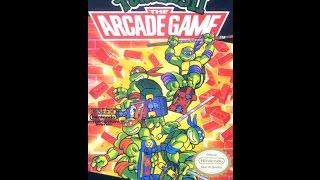 emylator game 13 - tenage mutant ninja turtles 2 - этап 6