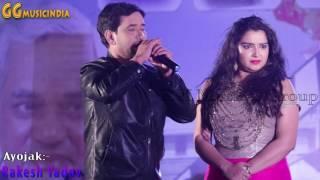 निरहुआ बकैती Bhojpuri Live Performer Dinesh Lal Yadav & Amarpali Dubey
