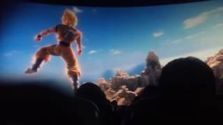 Dragon Ball Z The Real 4D (Goku Super Saiyan vs Frieza)