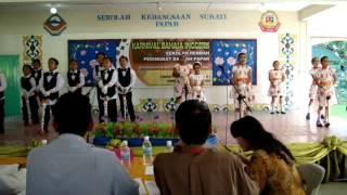 Pertandingan Action Song 2011 (SK. Buang Sayang, Papar)