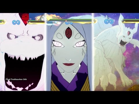 Xxx Mp4 Naruto Shippuden Ultimate Ninja Storm 4 Kaguya Otsutsuki All Moveset Awakening Ultimate Jutsu 3gp Sex