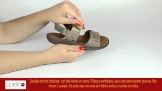 182231 Papete Infantil Klin Sintético Castor