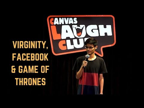 Xxx Mp4 Virginity Facebook Game Of Thrones Stand Up Comedy By Mohd Suhel 3gp Sex