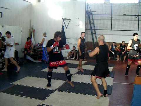 Combates de entrenamiento - parte 1