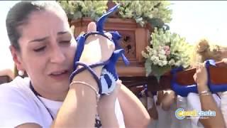 La Virgen del Mar procesionó en Punta del Caimán