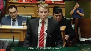 Question 7 - Hon Nikki Kaye to the Minister of Education