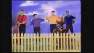 The Wiggles - Big Red Car RARE! promo (unused material)
