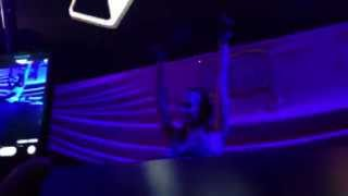 Paris Hilton does a 'sexy time dance' while DJing