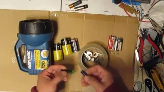 DIY: Salvage Carbon rod electrodes for free