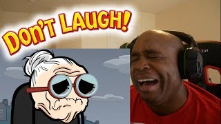 IF YOU DONT LAUGH YOU ARE A GOD!! - Try Not To Laugh Challenge #16