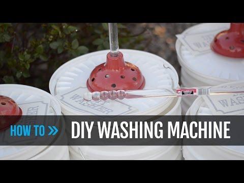 Xxx Mp4 Make Your Own DIY Washing Machine With Buckets 3gp Sex
