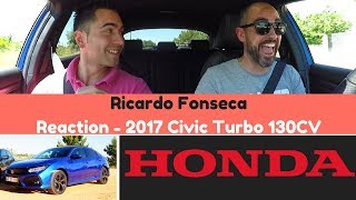 Reaction Series - Powered By Honda Civic Turbo 130cv