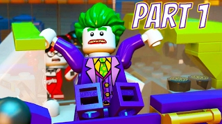 LEGO Dimensions The LEGO Batman Movie Story Part 1 The Energy Plant