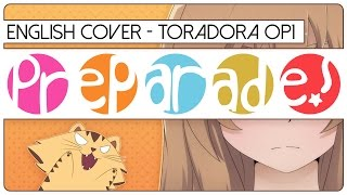 【 ENGLISH COVER 】 Pre-Parade! (TORADORA OP1) 【 SHELLAH 】
