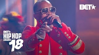 T.I Performs 'Wraith' With Yo Gotti And 'Jefe'   Hip Hop Awards 2018