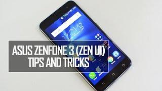 ASUS Zenfone 3 (Zen UI 3.0) Tips, Tricks and Features | Techniqued