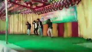 TEPC vembar college mechanical students performence in annual day