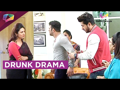 Raman and Ishita take-up a fight |Yeh Hai Mohobatein| Star Plus